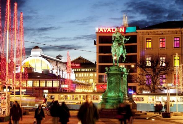 Рождество вСтокгольме иГетеборге - Фото №13