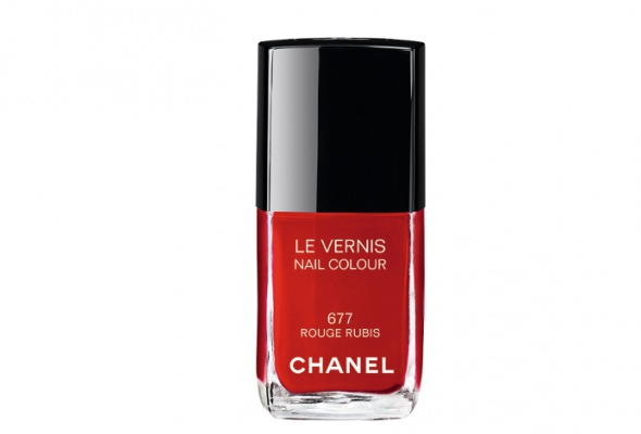 Рождественская коллекция макияжа Chanel - Фото №4