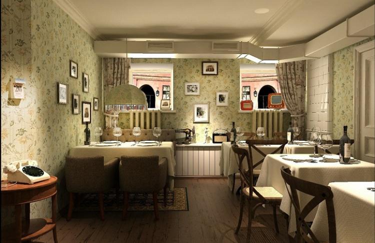 НаВасильевском острове открылось второе советское кафе «Квартирка»