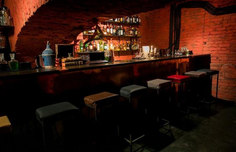 Вкластере «Архитектор» открылся бар Imbibe!