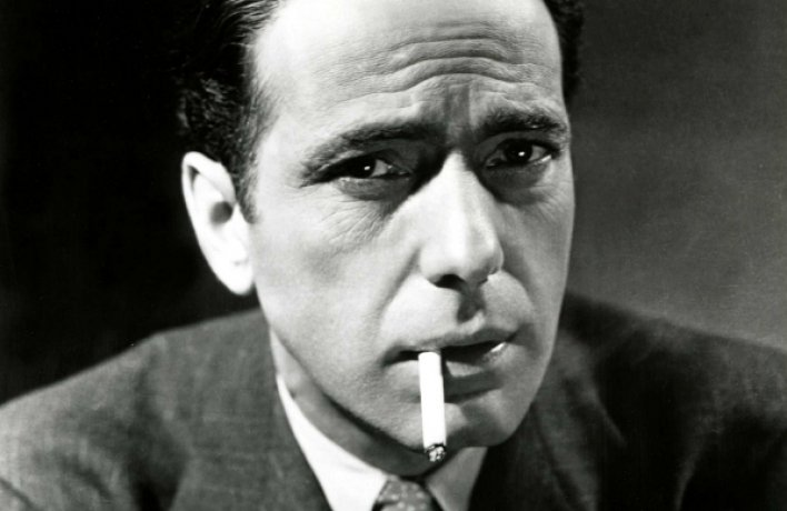 Хамфри Богарт иеще 6секс-символов XXвека