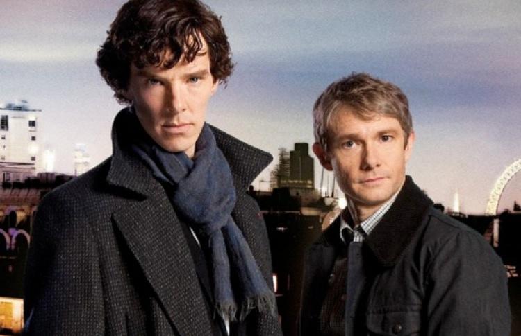 Объявлена дата российской премьеры третьего сезона «Шерлока»