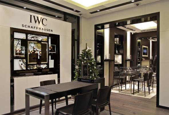 IWC Schaffhausen открывает обновленный бутик вМоскве - Фото №1