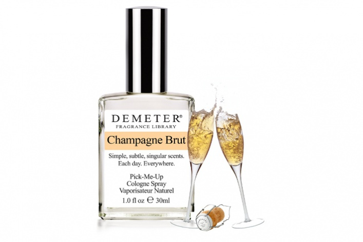 Новые корнеры парфюмерии Demeter