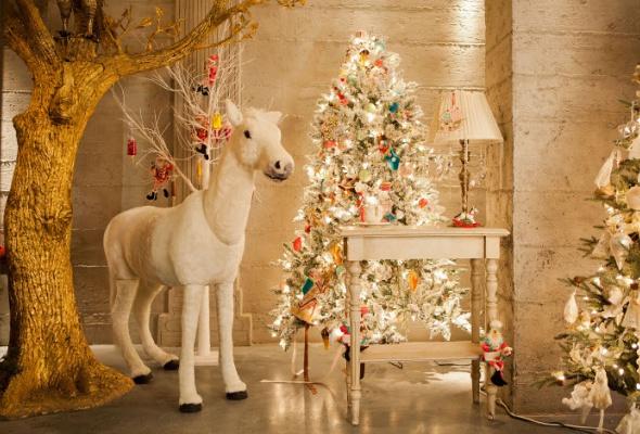 Новогодний базар в галерее «Турандот» - Фото №0