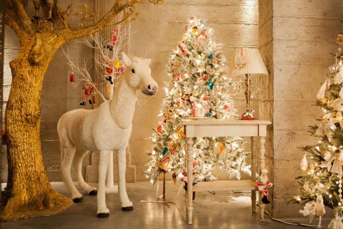 Новогодний базар в галерее «Турандот»