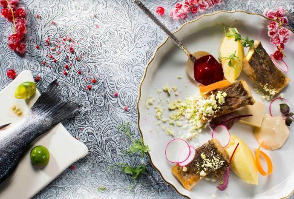 Food Hunter Magazine: рождественское меню - Фото №0