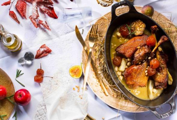 Food Hunter Magazine: рождественское меню - Фото №2