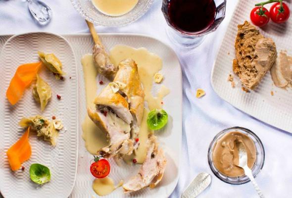 Food Hunter Magazine: рождественское меню - Фото №4