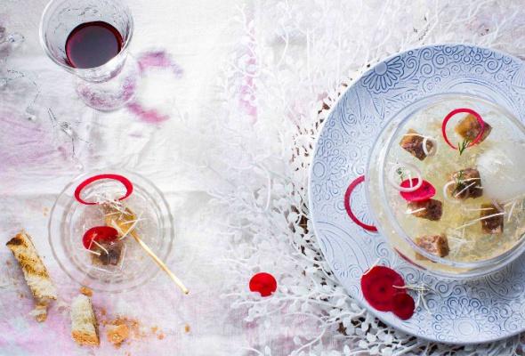 Food Hunter Magazine: рождественское меню - Фото №10