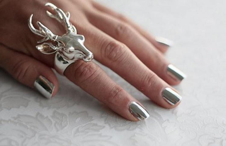 Minx как альтернатива лаку для ногтей