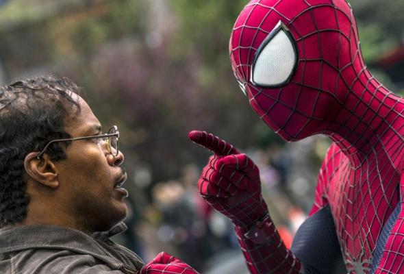 Новый Человек-паук: Высокое напряжение - Фото №1