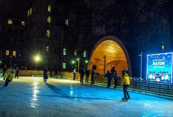 9вещей, которые нужно сделать под Новый год вМоскве - Фото №5