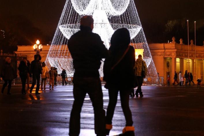 6способов отметить Новый год насвежем воздухе