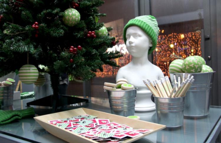В«Музеоне» появились зимние сувениры