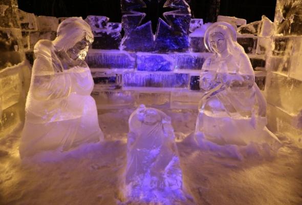 Новогодние развлечения впарках Москвы - Фото №2