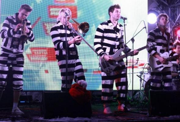Новогодние развлечения впарках Москвы - Фото №3