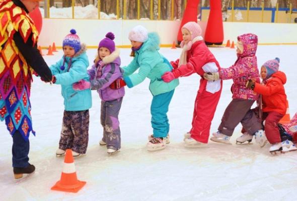 Новогодние развлечения впарках Москвы - Фото №5