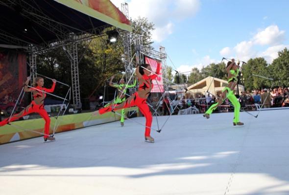 Новогодние развлечения впарках Москвы - Фото №6