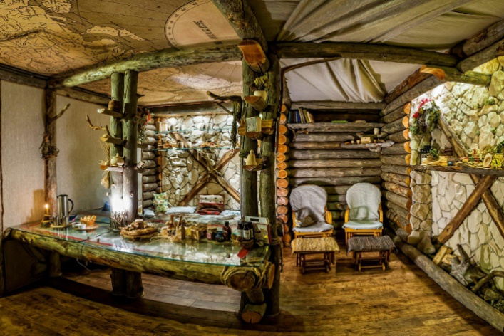 Сибирская баня вцентре Москвы