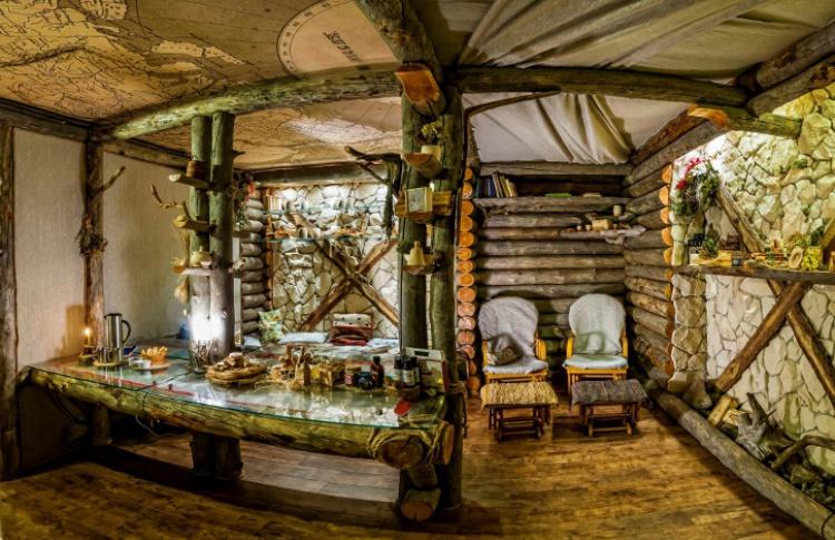 Сибирская баня вцентре Москвы Фото №422600