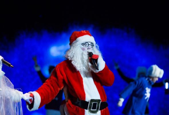 Большое новогоднее представление - Фото №3