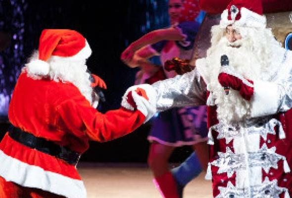 Большое новогоднее представление - Фото №2