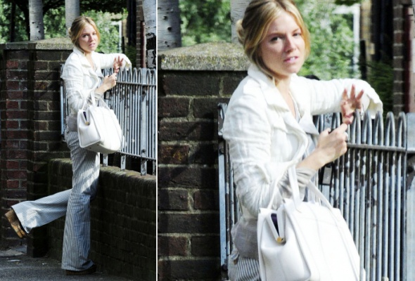 20стильных образов Сиенны Миллер - Фото №4