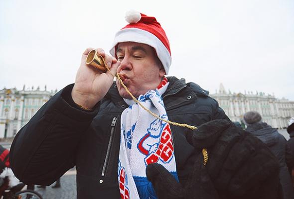 Деды Морозы уехали насвоих двоих - Фото №1