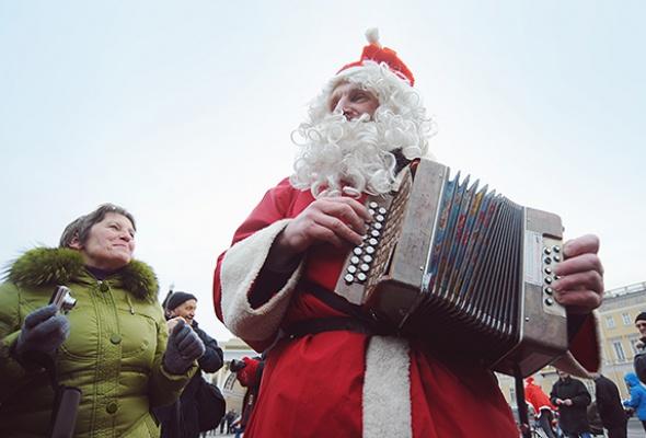Деды Морозы уехали насвоих двоих - Фото №3