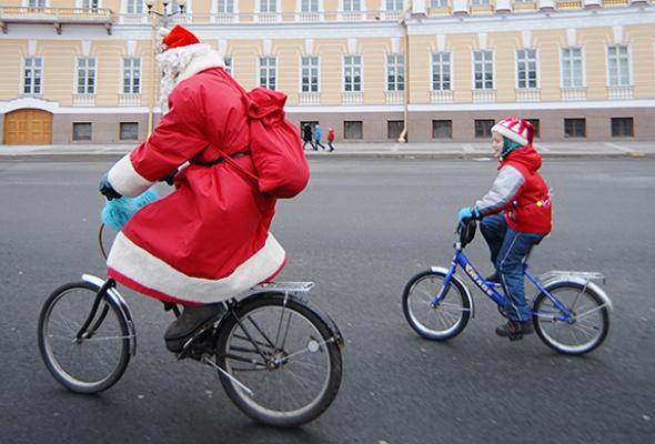 Деды Морозы уехали насвоих двоих - Фото №4