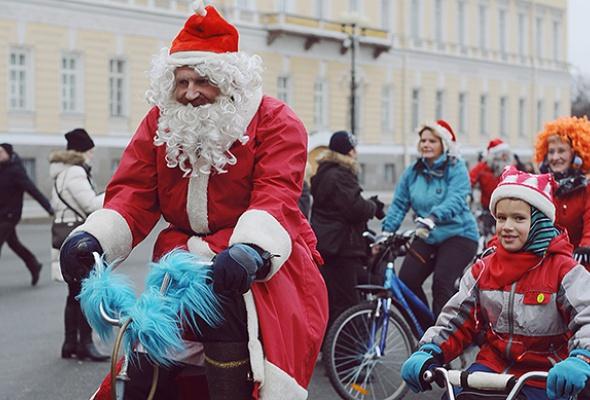 Деды Морозы уехали насвоих двоих - Фото №5