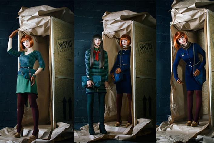Коллекция «Куклы» отSёSTRY Mamutiny
