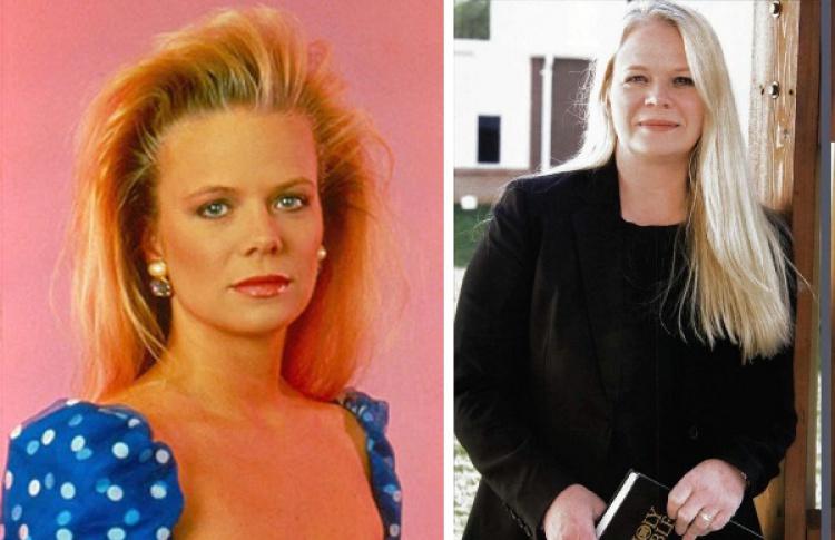 Тогда исегодня: актеры сериала «Санта-Барбара» 20лет спустя Фото №422995