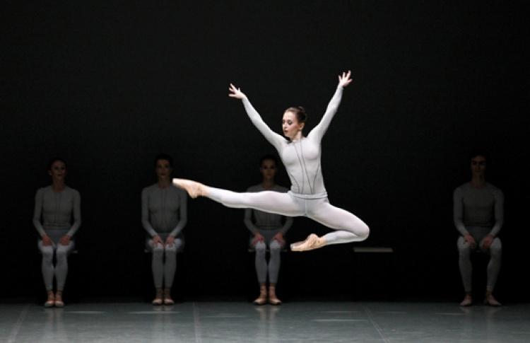 Три балета в манере поздней неоклассики