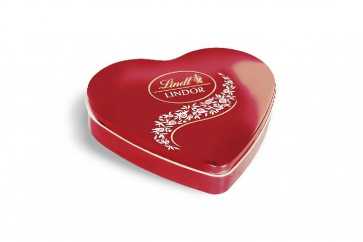Весенняя коллекция шоколада LINDOR— особый подарок женщинам кпразднику 8Марта
