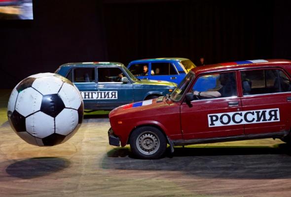 Top Gear Live - Фото №0