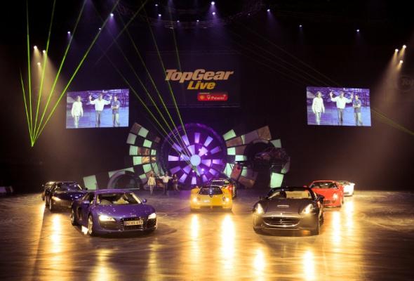 Top Gear Live - Фото №8