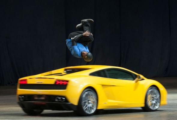 Top Gear Live - Фото №1