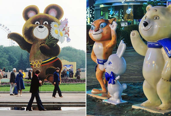 Олимпиада: Москва-1980 vs. Сочи-2014 - Фото №0