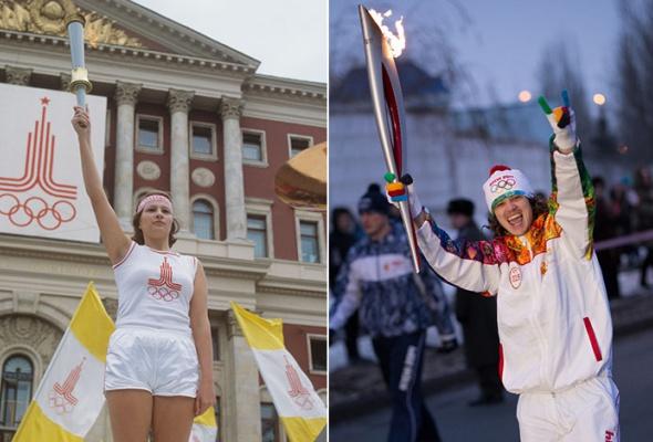 Олимпиада: Москва-1980 vs. Сочи-2014 - Фото №3