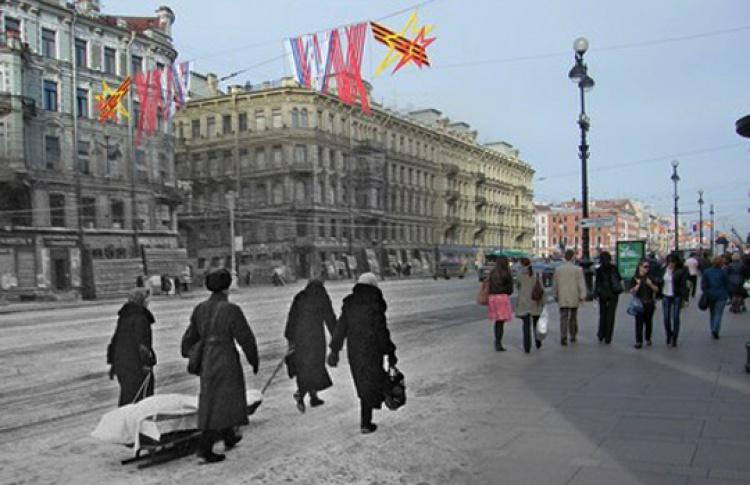 К 70-летию со дня полного снятия блокады Ленинграда