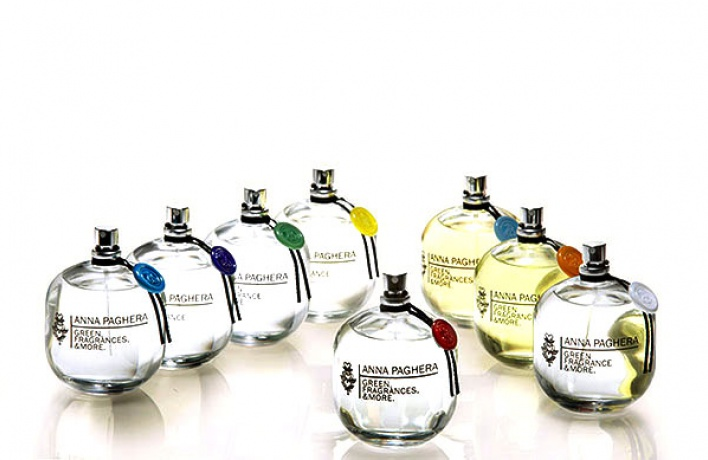 Коллекция ароматов отAnna Paghera