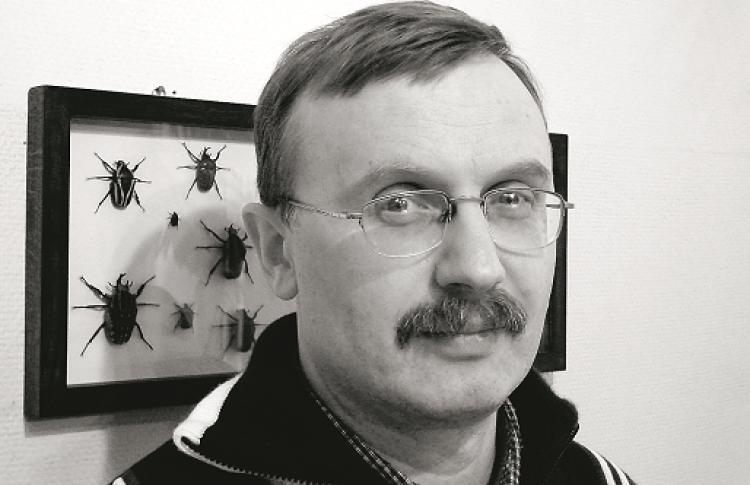 Встреча с писателем Ильей Бояшовым