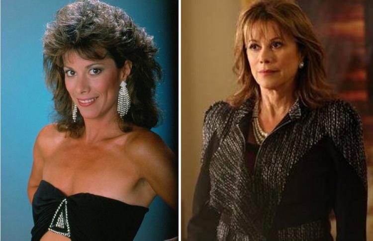 Тогда исегодня: актеры сериала «Санта-Барбара» 20лет спустя Фото №423006