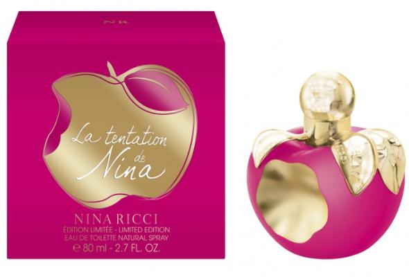 Лимитированный аромат отNina Ricci - Фото №1