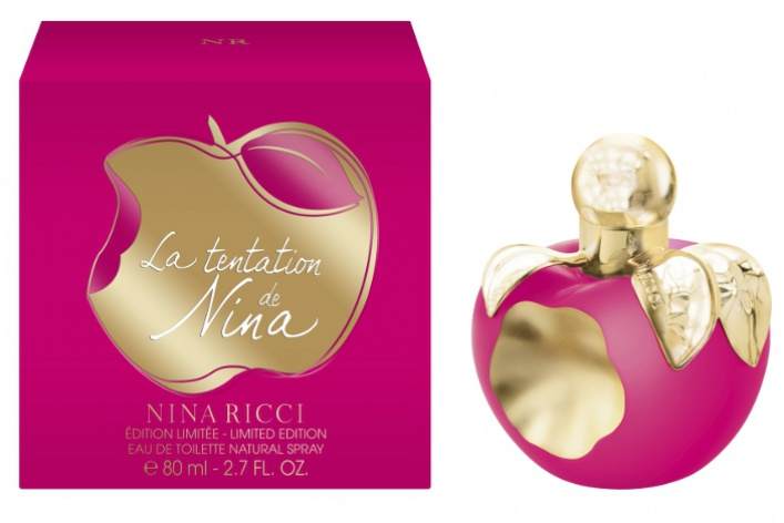 Лимитированный аромат отNina Ricci