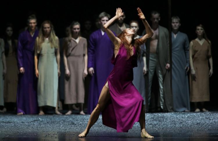 XXфестиваль «Золотая маска» откроется 25января вМоскве премьерами Мариинского театра