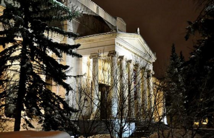 Пятницы в Пушкинском