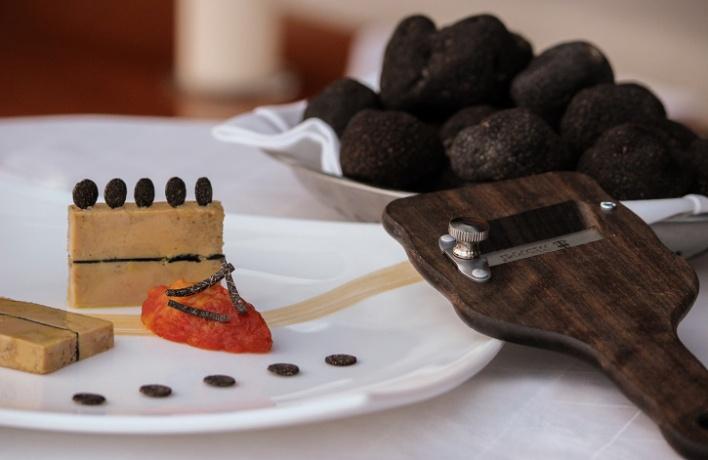 Вгастрономическом ресторане «Бельвью Брассери» открыли сезон трюфелей изАльбы